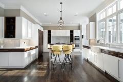 View Customised Sliderobes Kitchen Design - 53