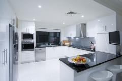 View Customised Sliderobes Kitchen Design - 60