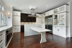 View Customised Sliderobes Kitchen Design - 115
