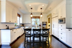 View Customised Sliderobes Kitchen Design - 136