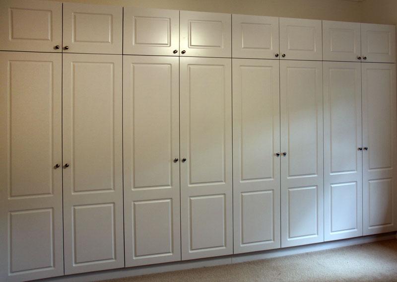 View Customised Sliderobes Hinged Door Design - 01 & Hinged Wardrobe Gallery   Sliderobes