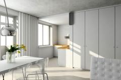 View Customised Sliderobes Hinged Door Design - 16