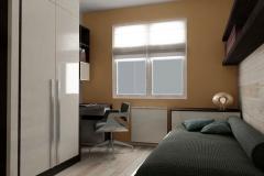 View Customised Sliderobes Hinged Door Design - 21